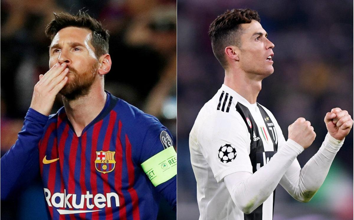 Cuando Juega Messi Y Cristiano Los Cuartos De Champions League