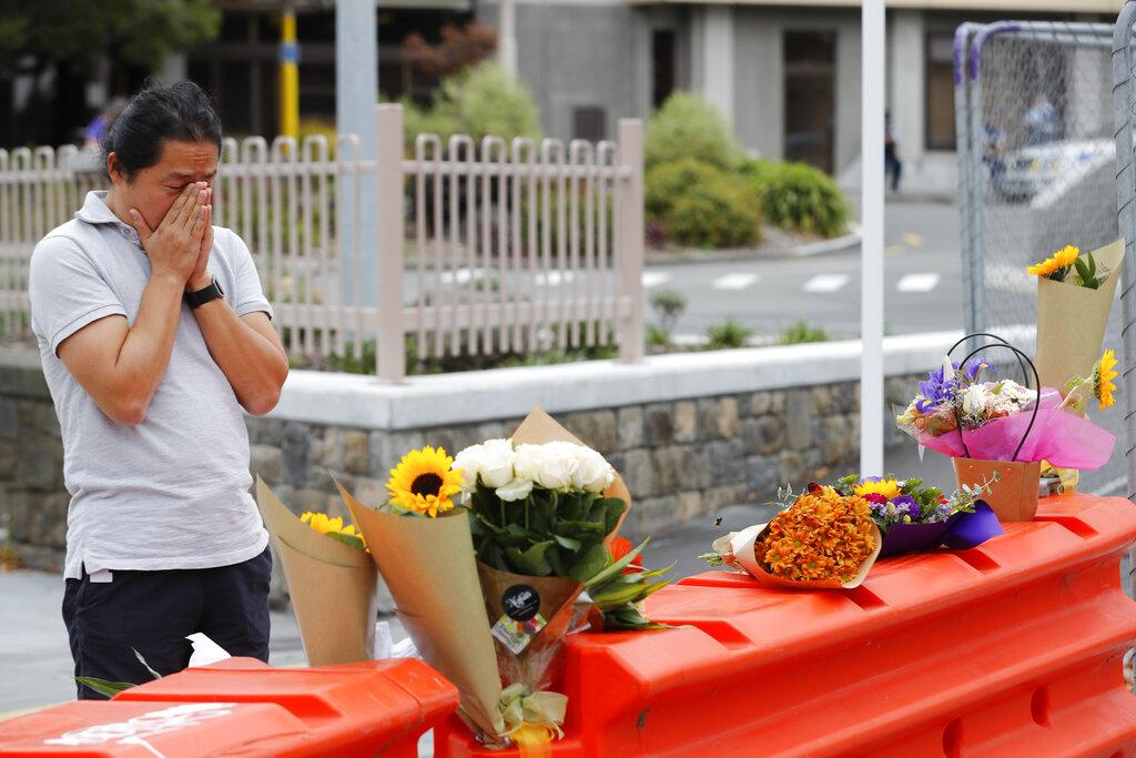 Christchurch Llora A Muertos De Masacre A Mezquitas En Nueva Zelanda