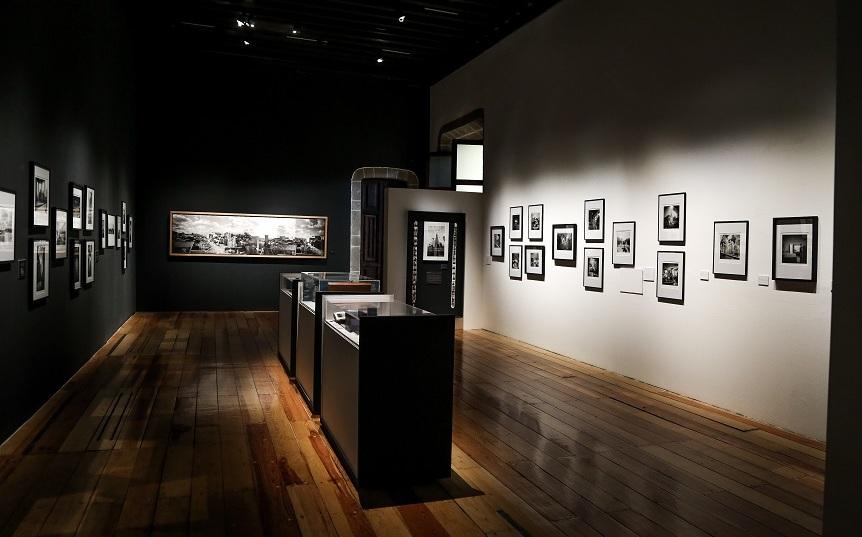 La luz es tiempo, una expo de Silvia González de León