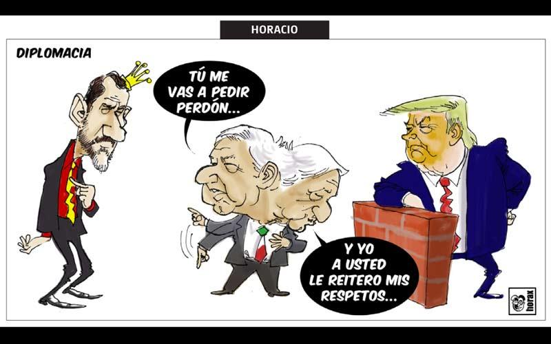 Diplomacia - Horax