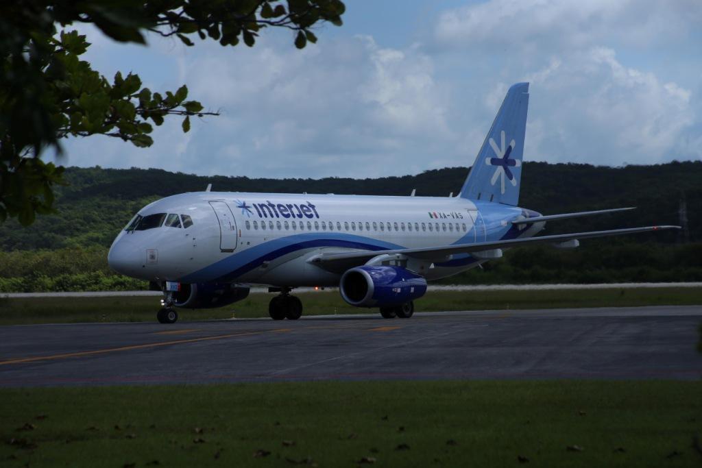 a676c9cda11 Van 34 vuelos cancelados de Interjet y más de 5 mil usuarios afectados   Profeco