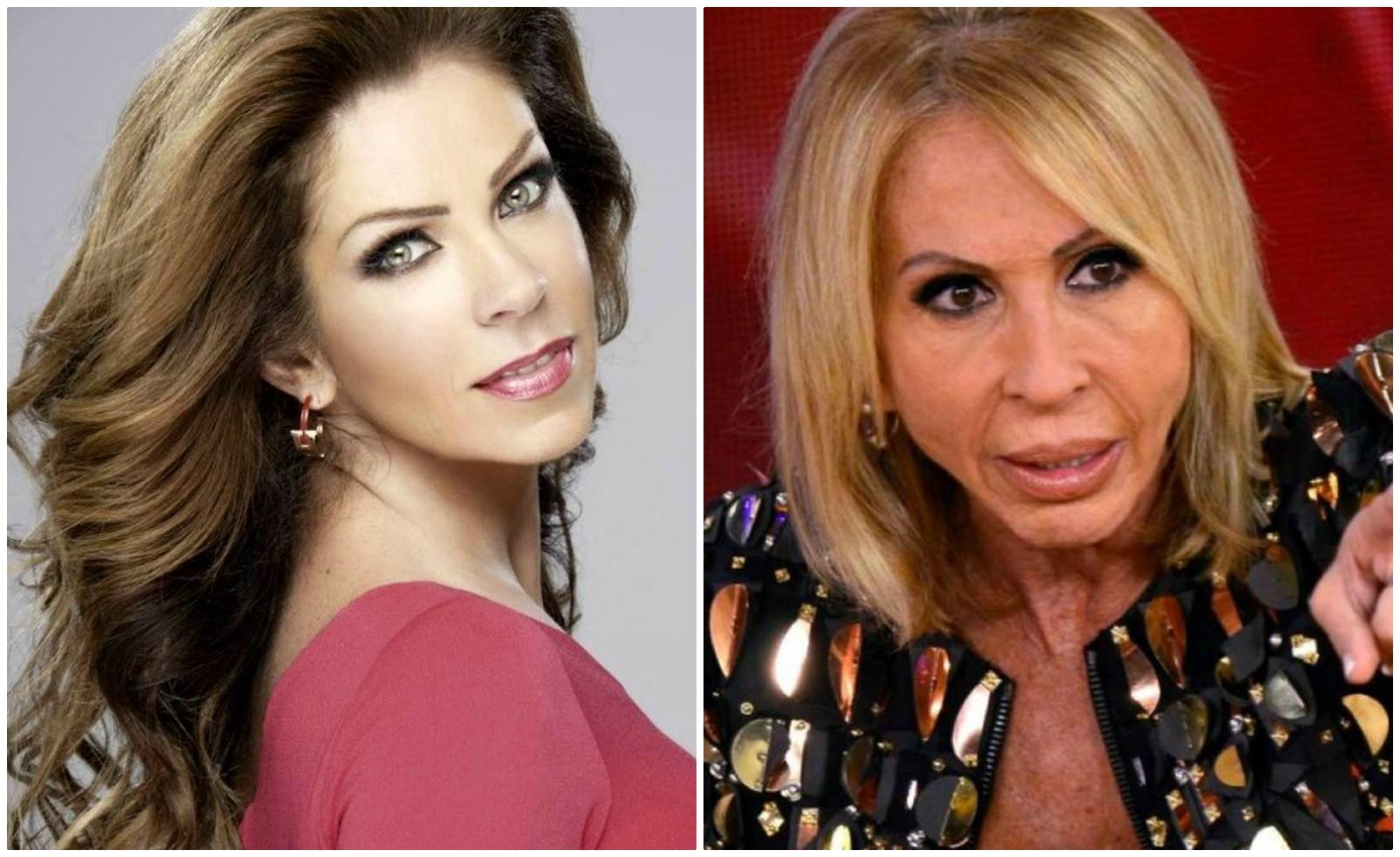 ed8b5ab2116 Rocío Sánchez Azuara revela que sufrió agresión de Laura Bozzo