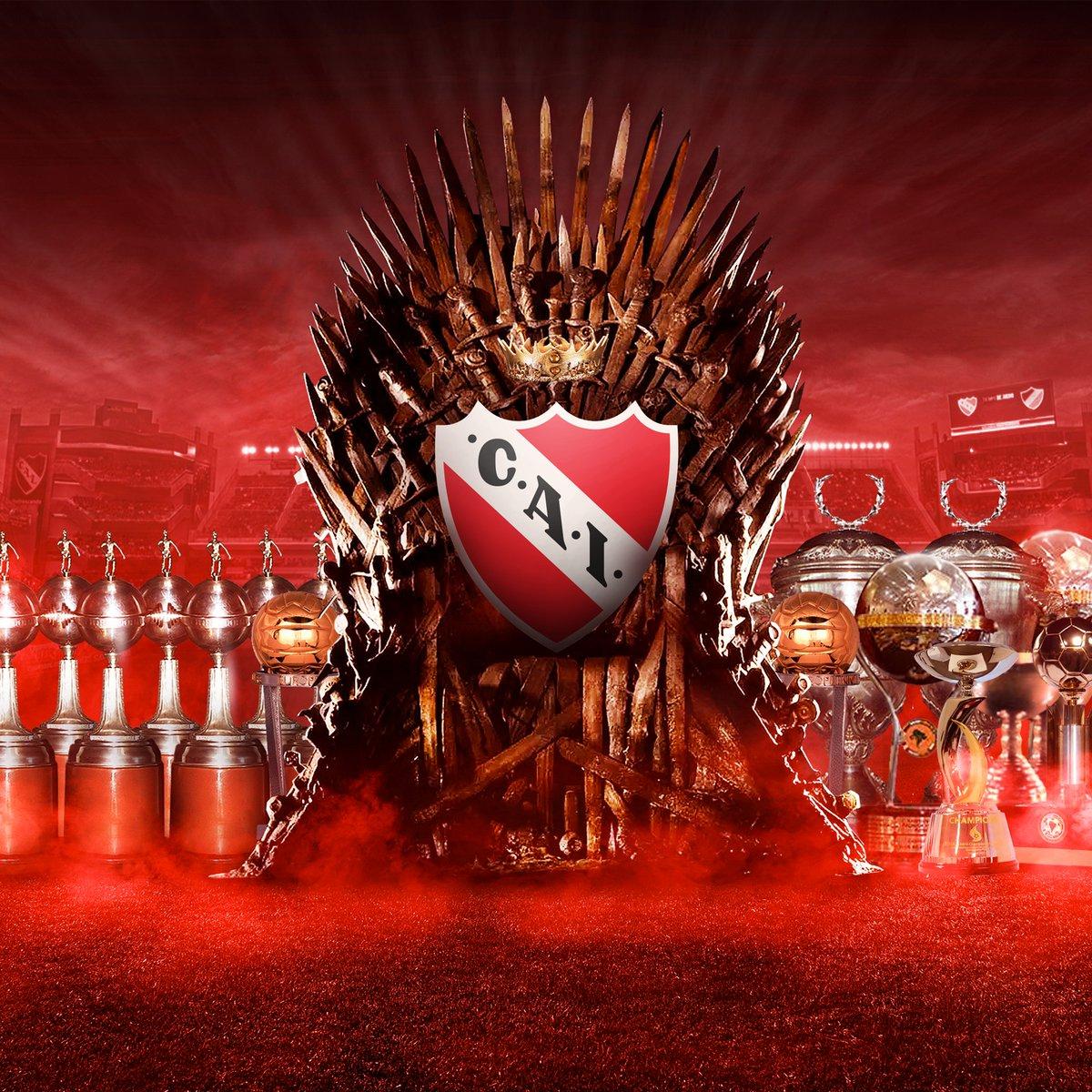 Independiente se proclama rey de Game of Thrones