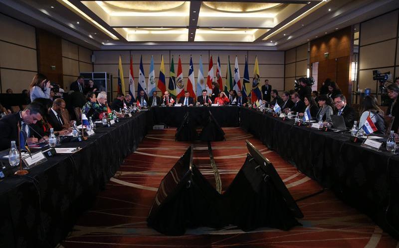 Grupo de Lima busca en Chile elevar presión sobre Nicolás Maduro