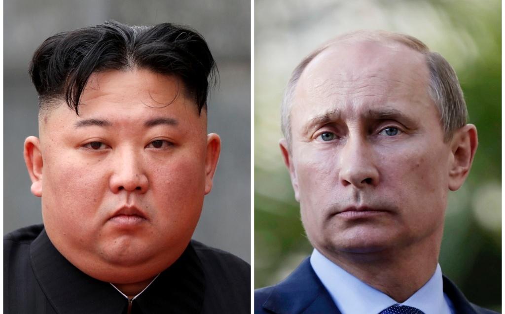 Kremlin confirma cumbre de Putin con Kim en Rusia
