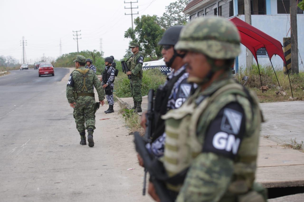 Desplazados en Oaxaca solicitan a la Guardia Nacional