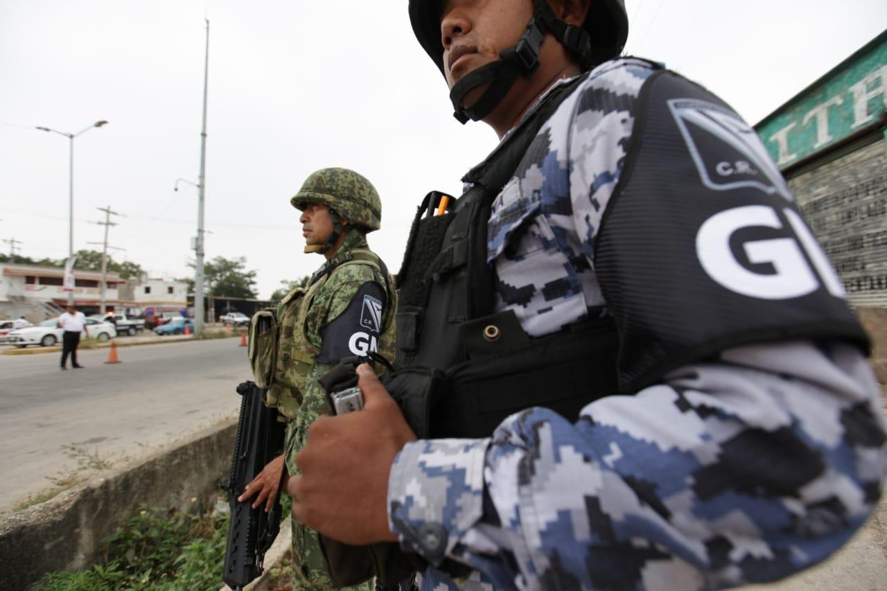 México taponea la frontera sur con la Guardia... y Trump no cede