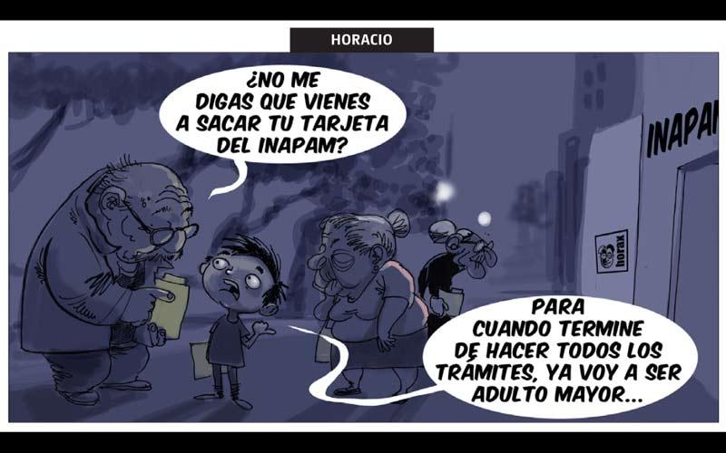 INAPAM - Horax