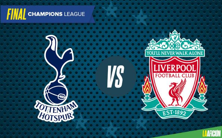 Image Result For Tottenham Vs Liverpool En Vivo Final Champions League