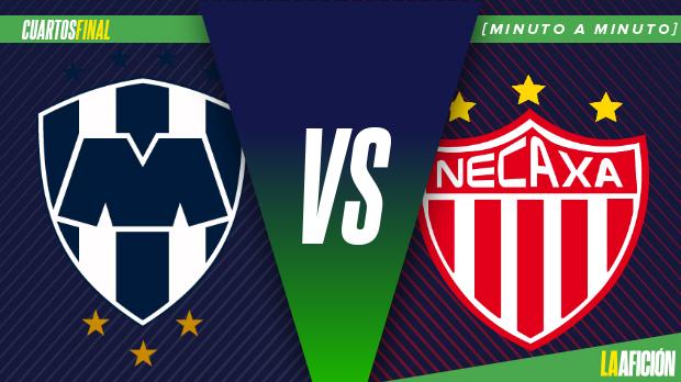 Monterrey vs Necaxa, Cuartos de Final vuelta (1-0): GOL Y ...