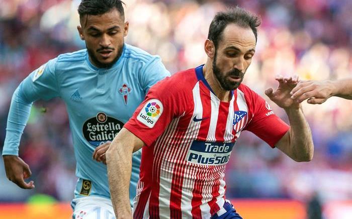 Juanfran Dejará Al Atlético De Madrid A Final De Temporada