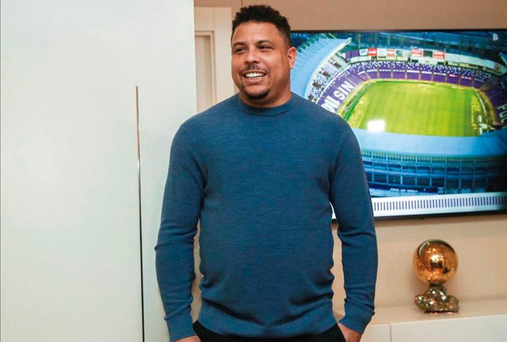 Ronaldo desea éxito a Santiago Solari en América y asegura que mantiene una relación cercana con el entrenador de las Águilas