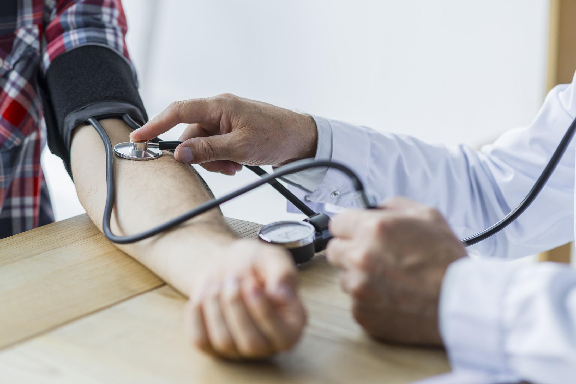 Código médico de hipertensión