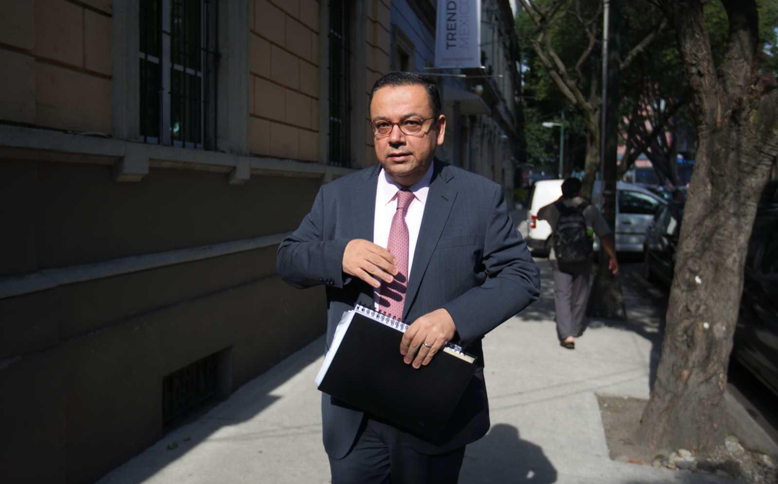 Senado citará a secretario de Hacienda por renuncia de Germán Martínez