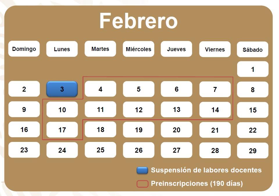Febrero 2020 Calendario.Calendario Escolar 2019 Asi Quedaron Las Vacaciones Y Puentes