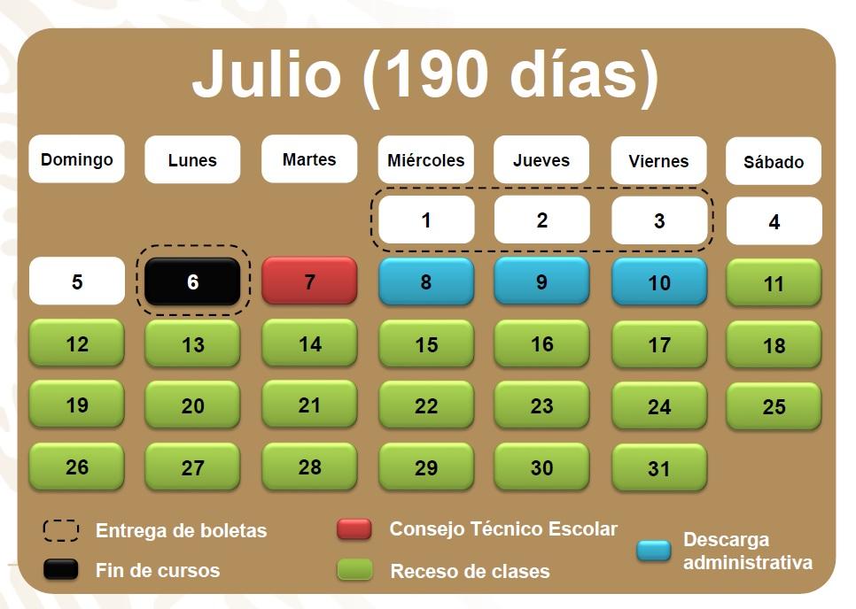 Calendario Escolar 2020 Sep Cdmx.Calendario Escolar 2019 Asi Quedaron Las Vacaciones Y Puentes