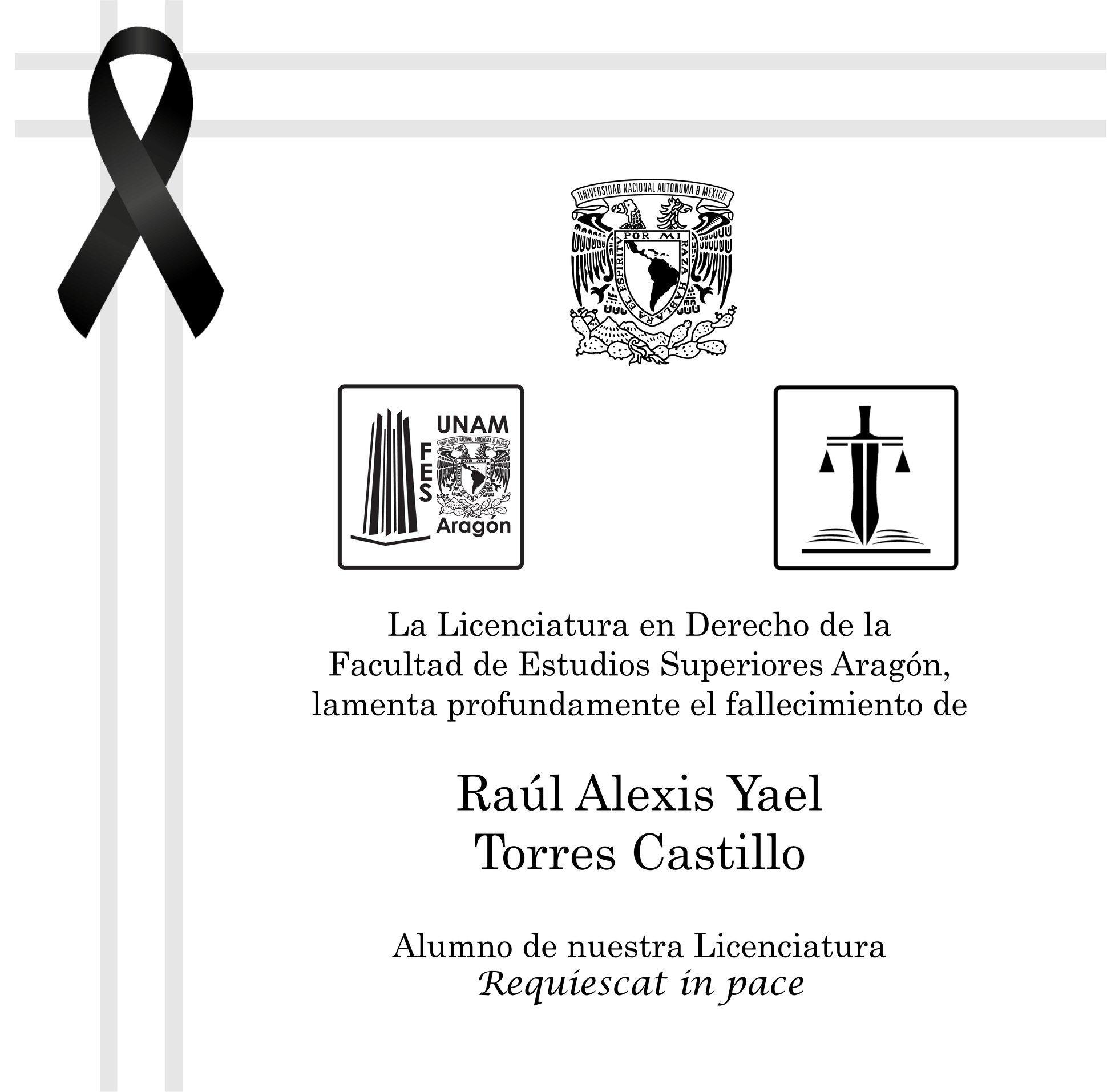 FES Aragón. Por muerte de estudiante, detienen a presunto asesino