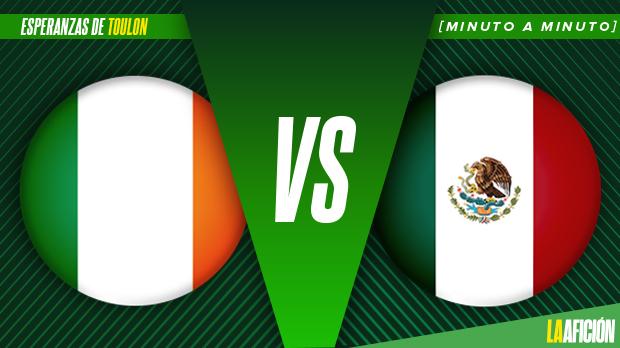 Futbol: ¡Sin emociones! México e Irlanda aburrieron en el Maurice Revello