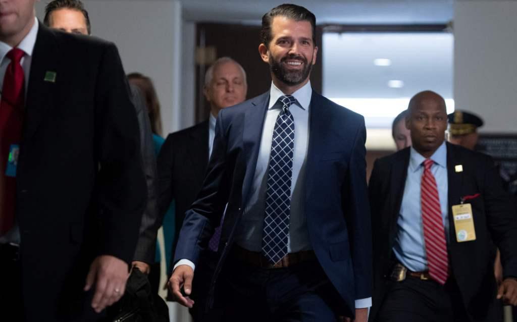 Trama rusa: Hijo de Trump va a Congreso a confirmar testimonio