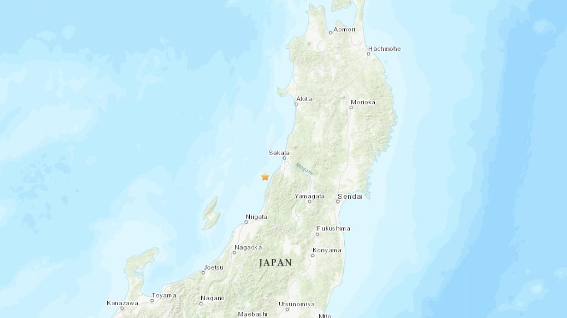 En Japón, terremoto de 6.8 activa alerta de tsunami