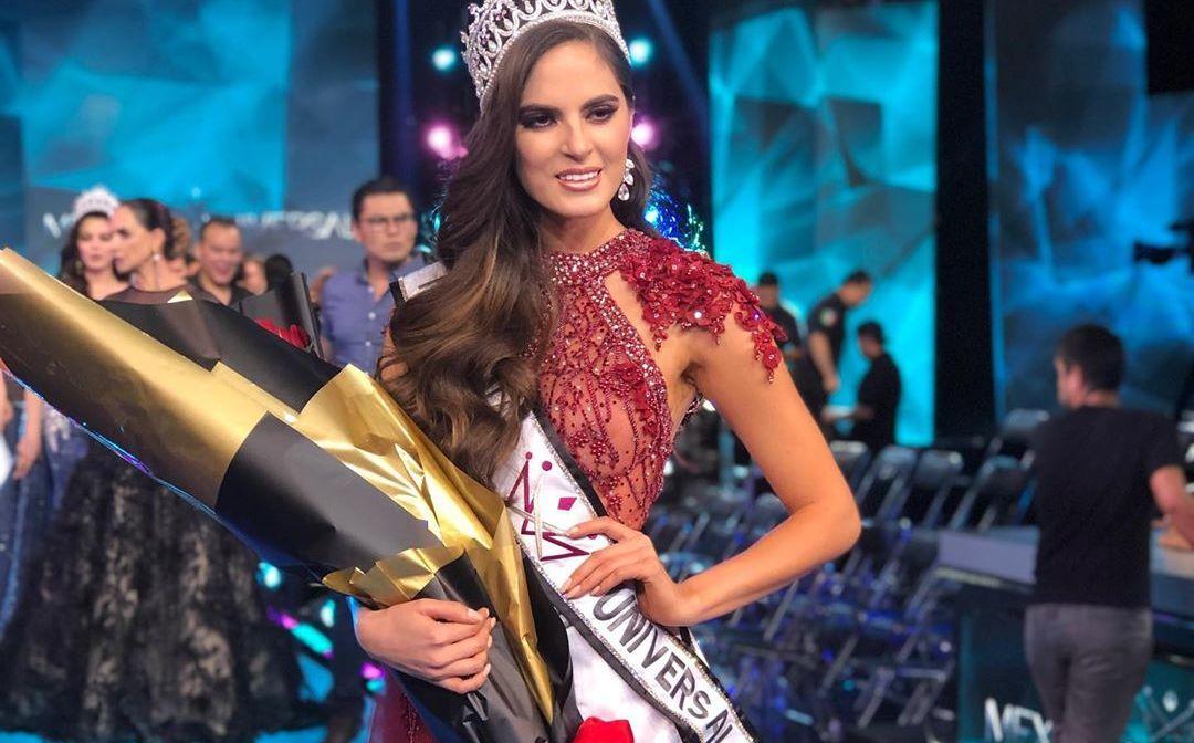 Quién es Sofía Aragón, ganadora de Mexicana Universal 2019