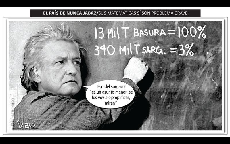 Sus matemáticas si son problema - Jabaz