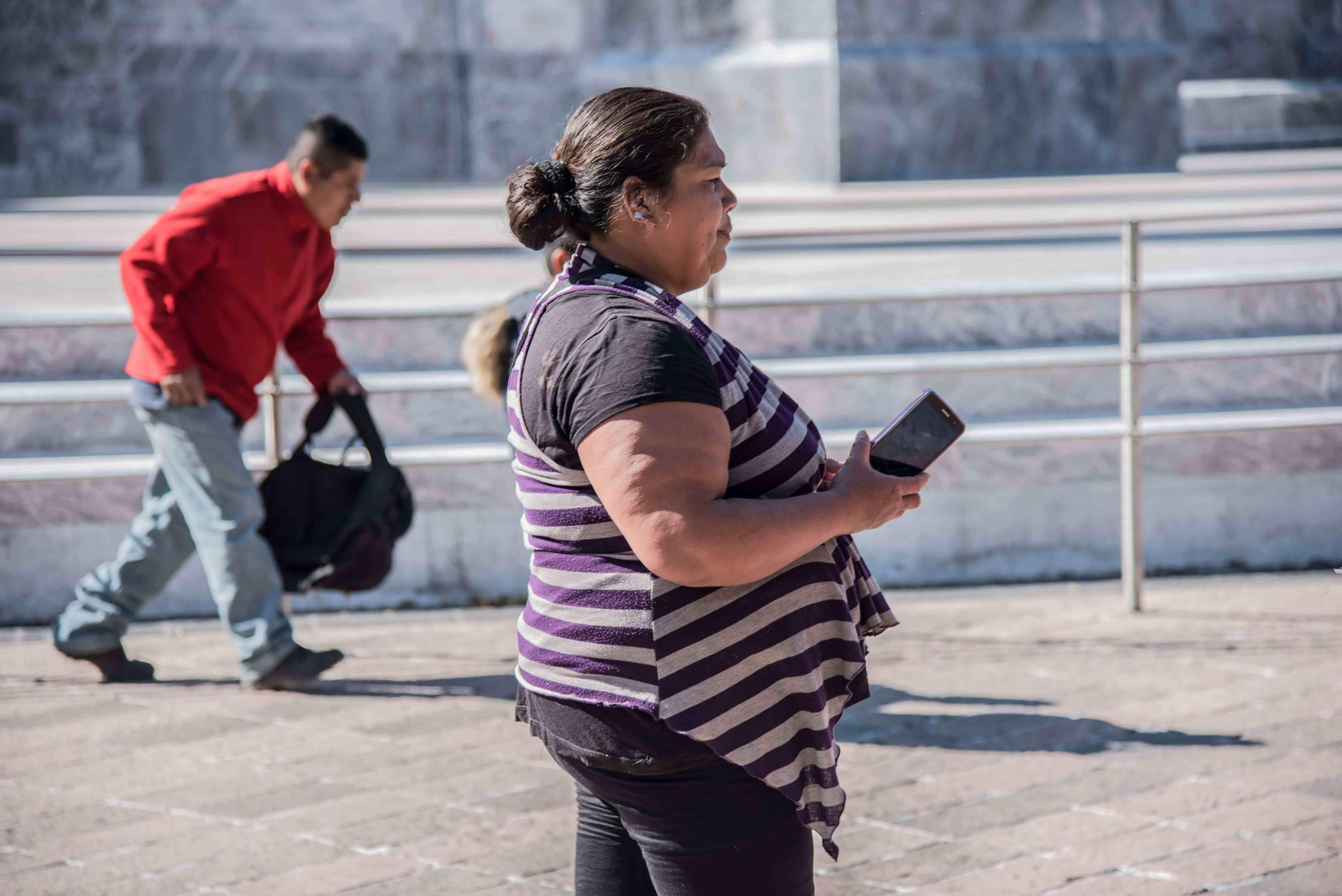 Cuando se tiene sobrepeso