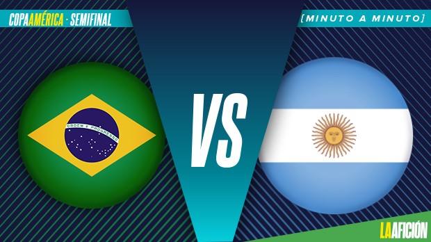 Resultado de imagem para Argentina vs. Brasil