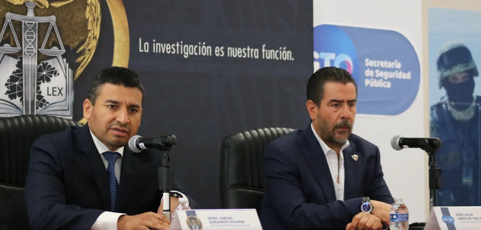 Líder del CJNG es detenido en Guanajuato