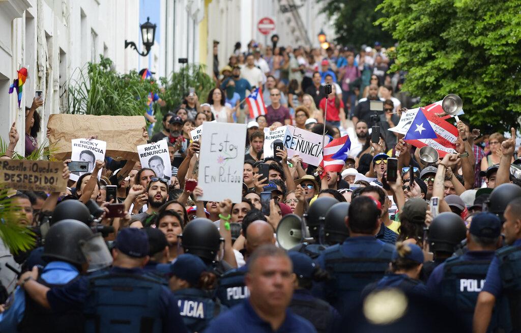 Gobernador de Puerto Rico no buscará reelección y acepta juicio político