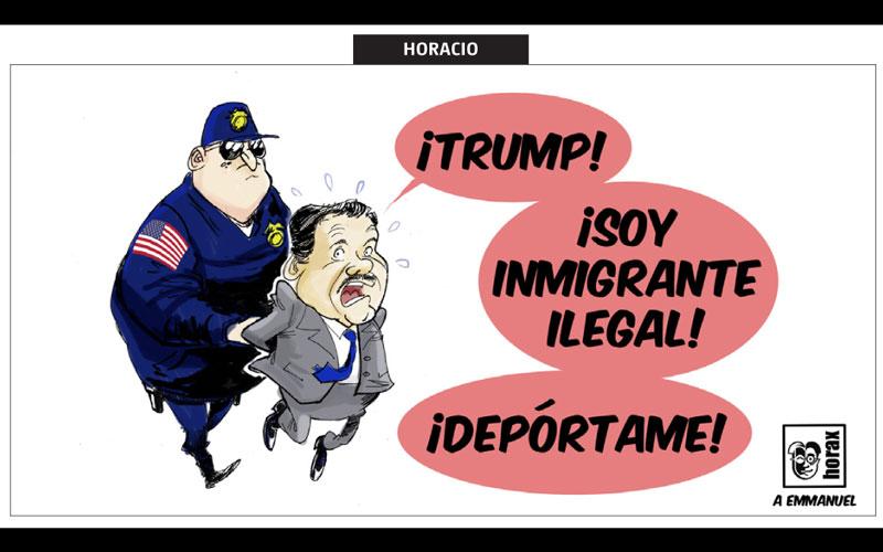 Ilegal - Horax
