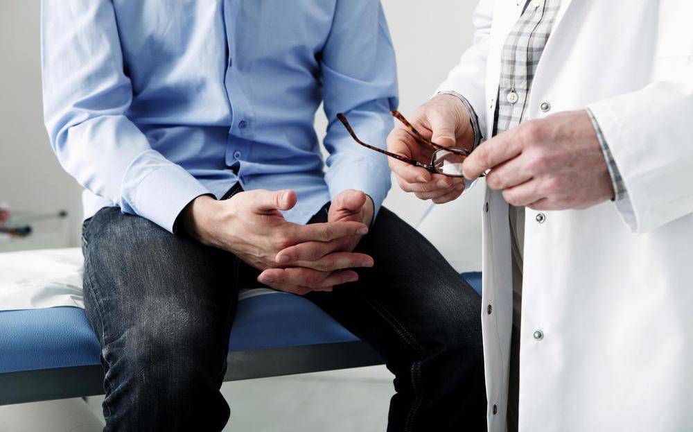 cómo revisar el video de próstata