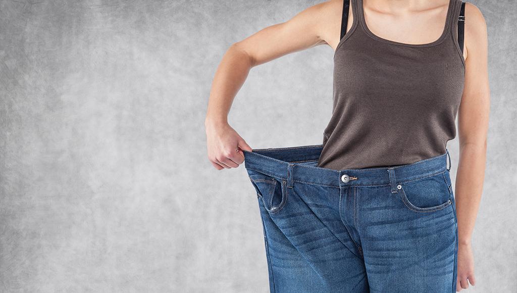 Infusion para bajar de peso en una semana