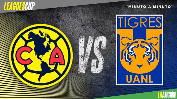 América vs Tigres, Leagues Cup Semifinal (5-6): GOLES Y RESUMEN
