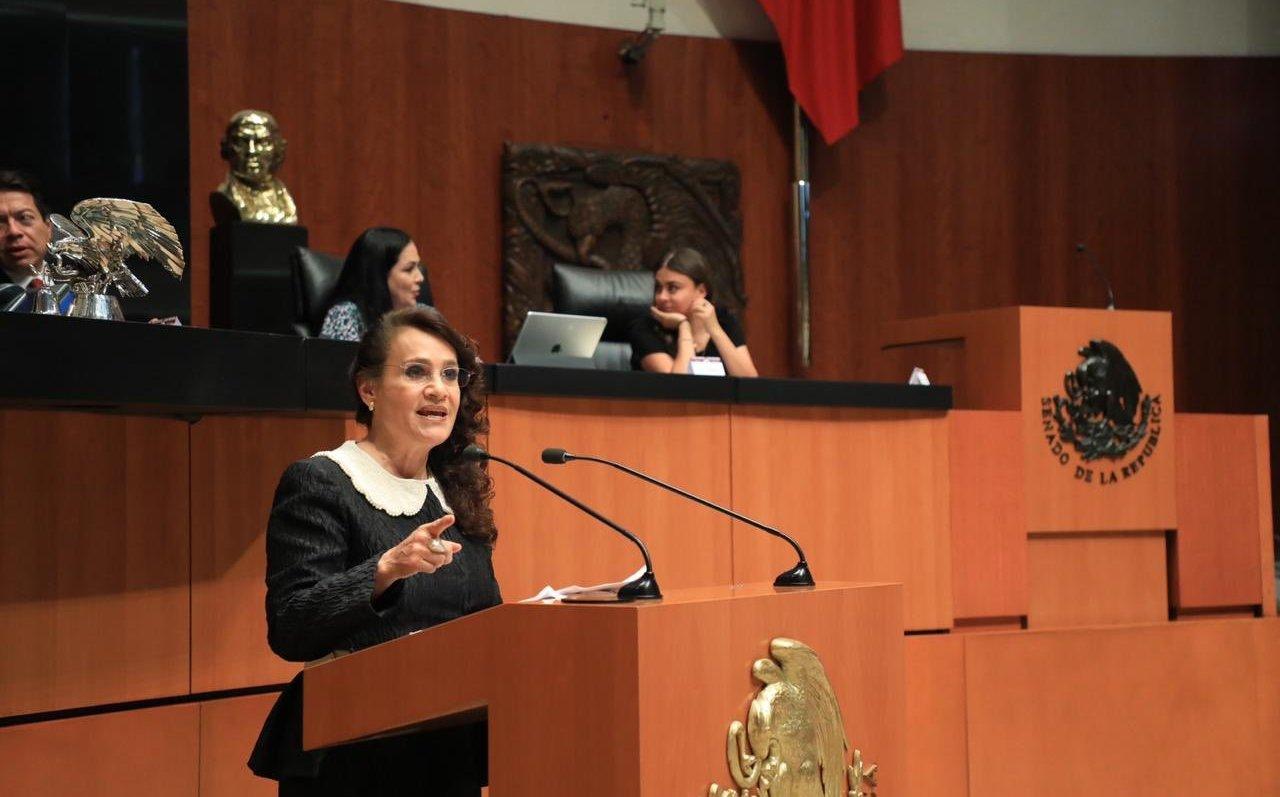 Padierna llama a Morena al diálogo tras elección de Mónica Fernández