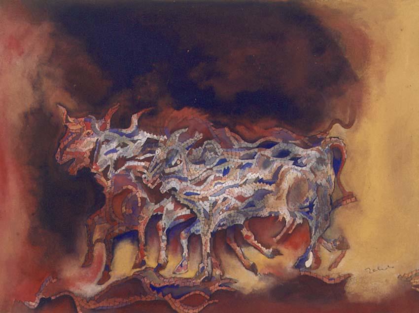 Francisco Toledo Obras Y Pinturas