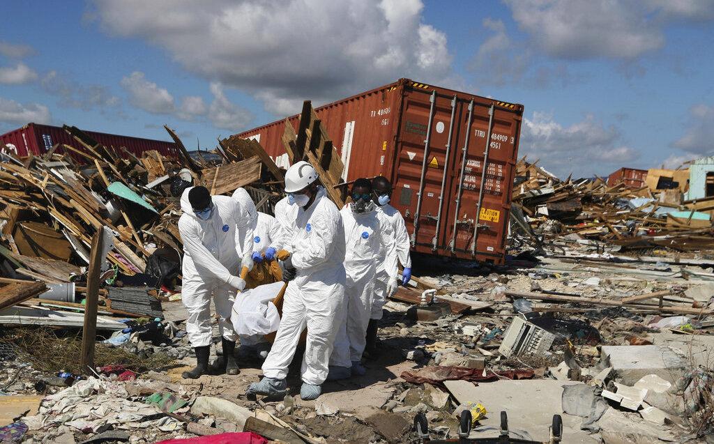 Huracán Dorian causa 50 muertos en Bahamas