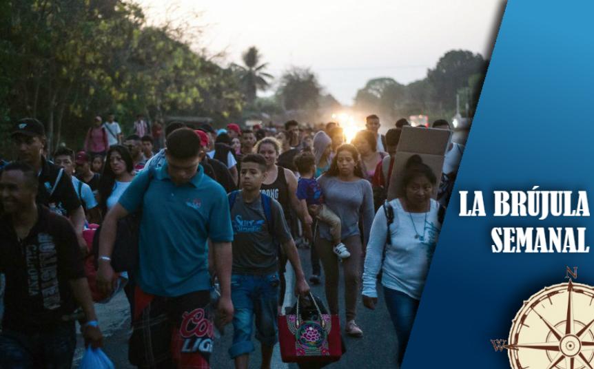 Caravanas: en el corazón de la migración centroamericana