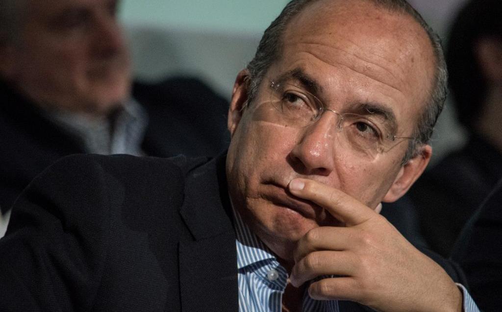 Calderón cuestiona Grito de AMLO: ¿habrá un viva Bartlett?