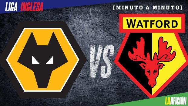 ahorros fantásticos comprar real auténtico Wolves vs Watford, Premier League (2-0): GOLES Y RESULTADO