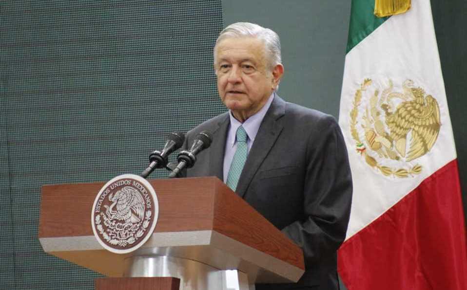 AMLO: renuncia de ministro Medina Mora,
