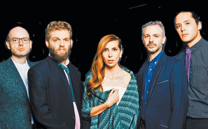 La música y la belleza son un acto político: Magos Herrera