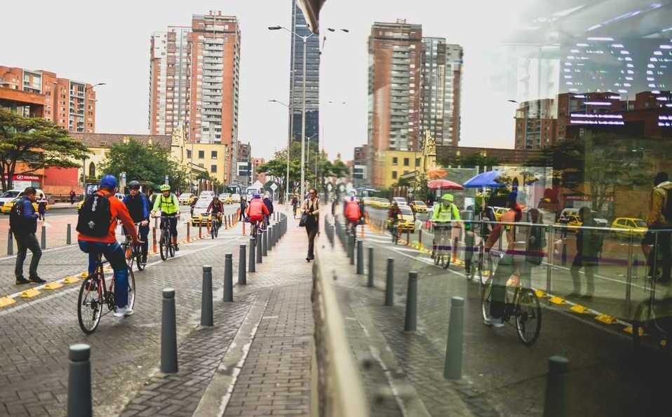 La bici, la opción en Colombia para reconstruir tejido social dañado