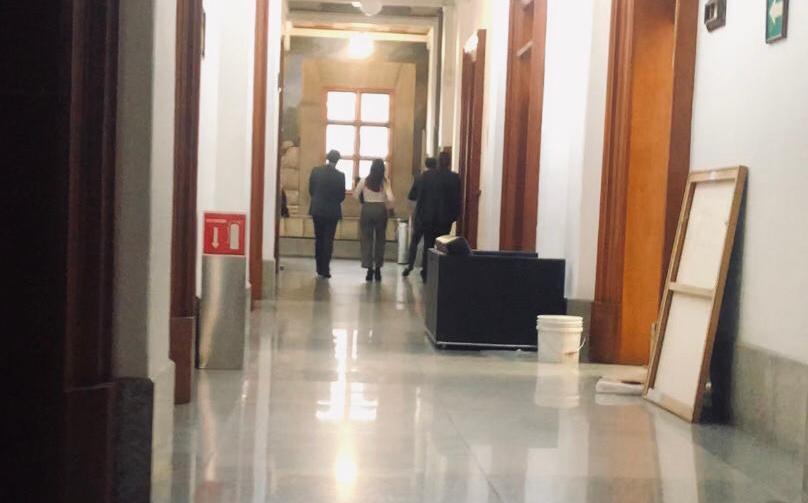 Eduardo Medina Mora comenzó su mudanza de SCJN (fotos)