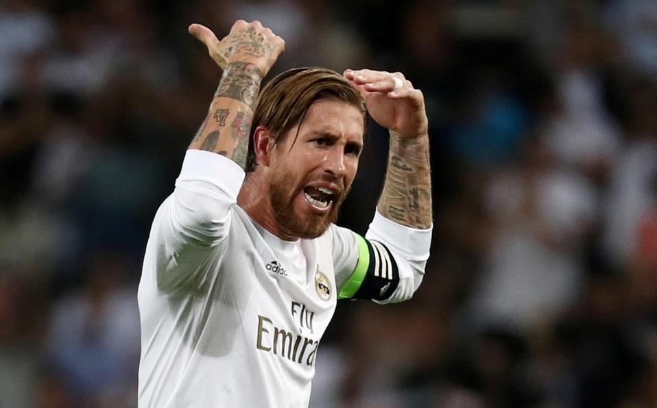 Zidane reveals Ramos has been working on his free-kicks ... |Sergio Ramos 2020 Drawing