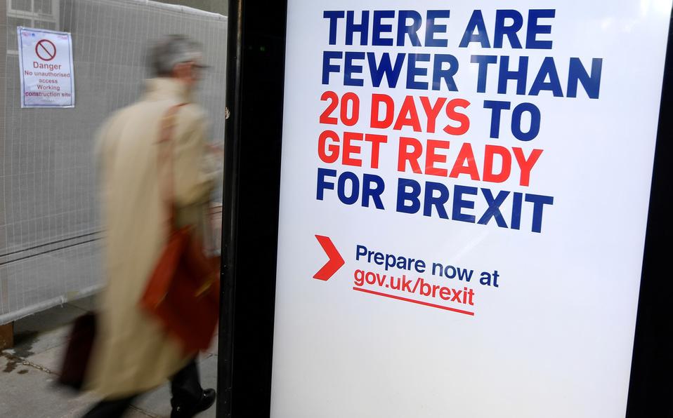 Inglaterra: canal de televisón no transmitirá noticias sobre Brexit