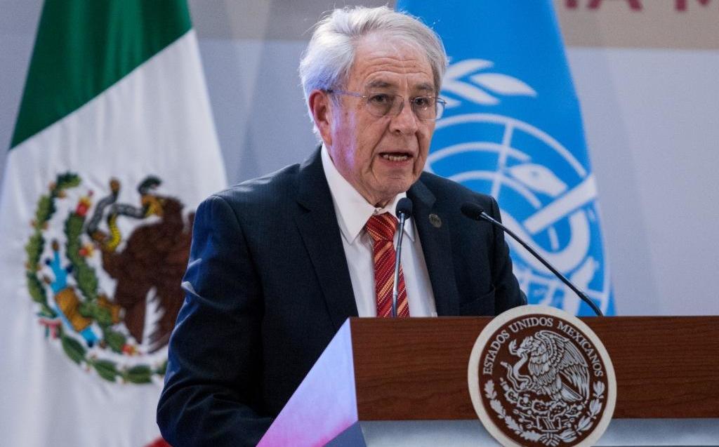 Jorge Alcocer, secretario de Salud, comparece en Cámara de Diputados