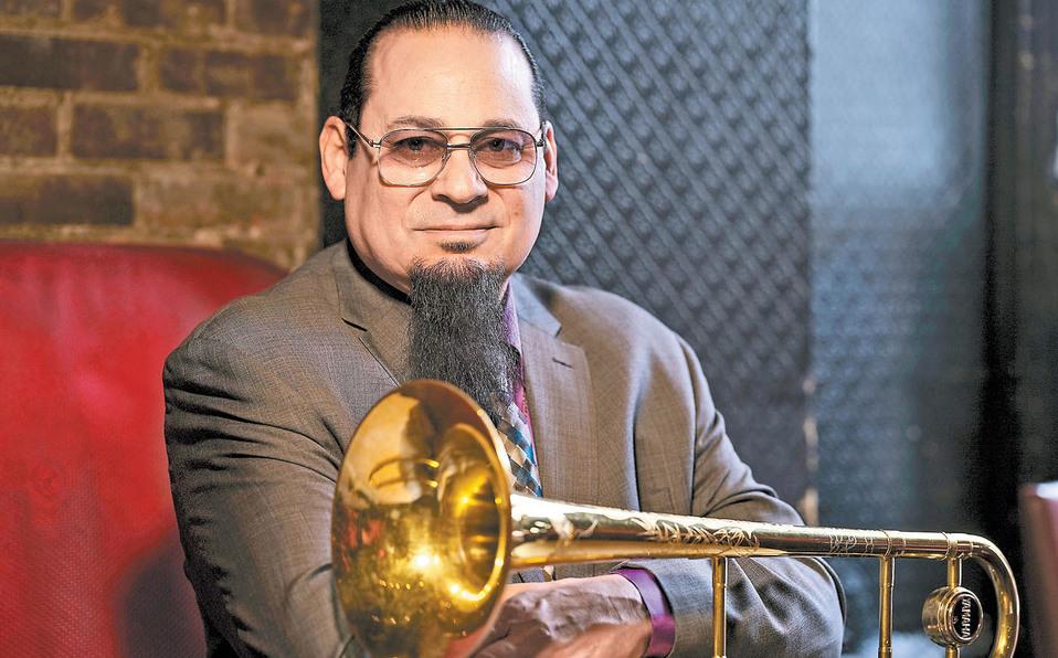 Jazz, música que dura solo un instante: Steve Turre