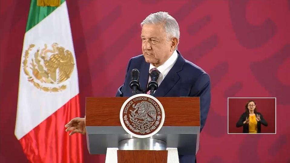 AMLO asegura tener la conciencia tranquila por operativo en Culiacán