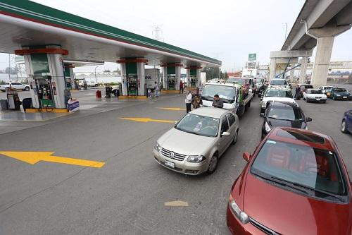 Estación de Ocoyoacac admite que se filtró agua a gasolina - Milenio